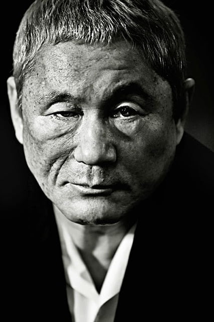 """Takeshi Kitano Portrait BW 20181013 North Kitano: """"Poor, not an excuse for your failure"""" gives you a glimpse of the inner world of Japanese movie Ghosts"""