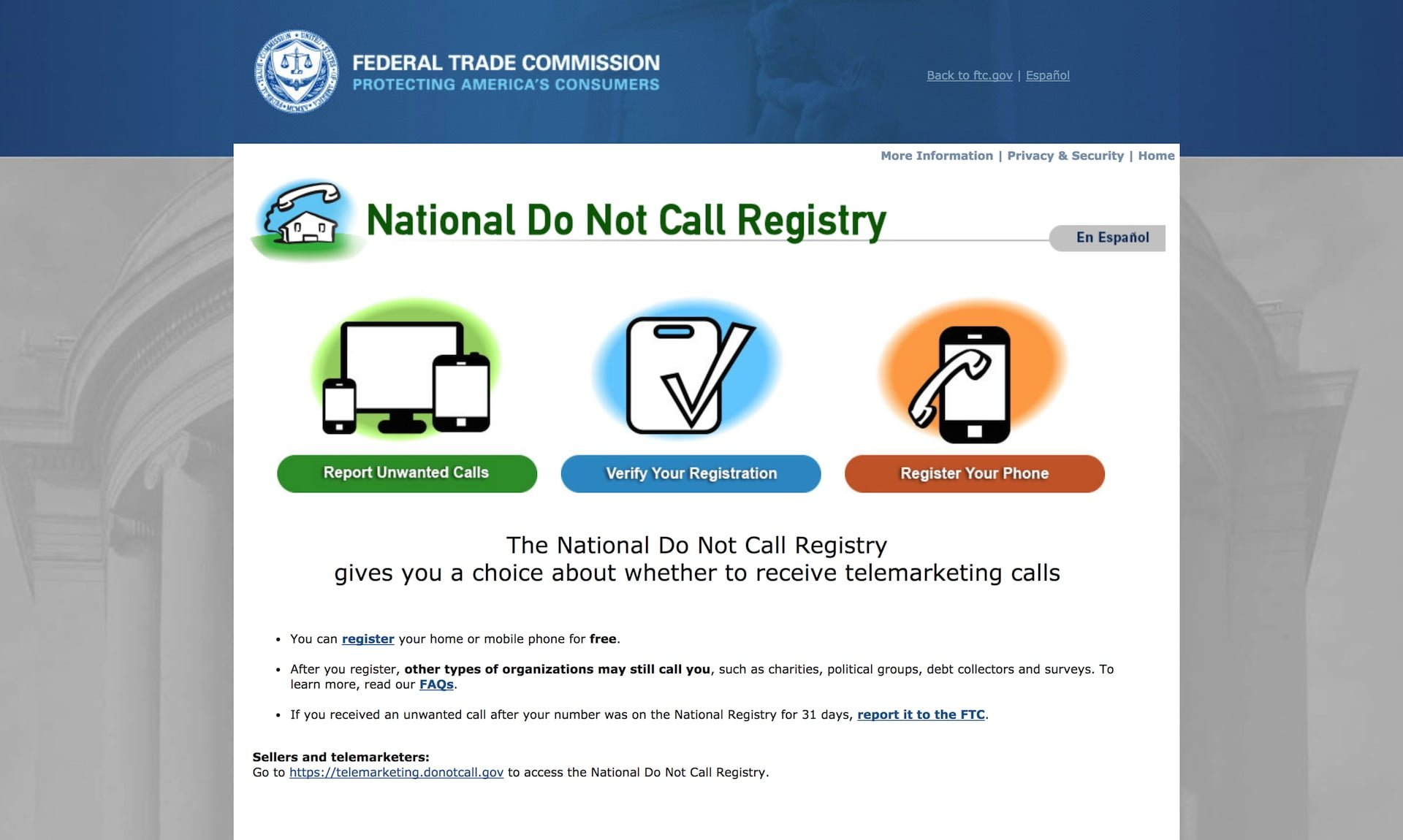 Federal Trade Commission | Protecting America's Consumers