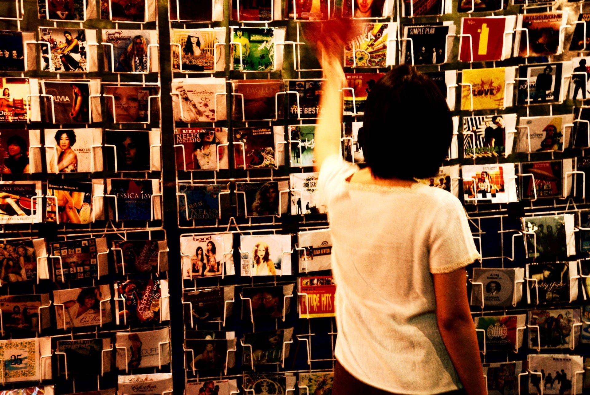 DISC vinyl albums DVD Video Music MPEG 影片無法在 DVD 光碟機上播放之如何正確轉檔?