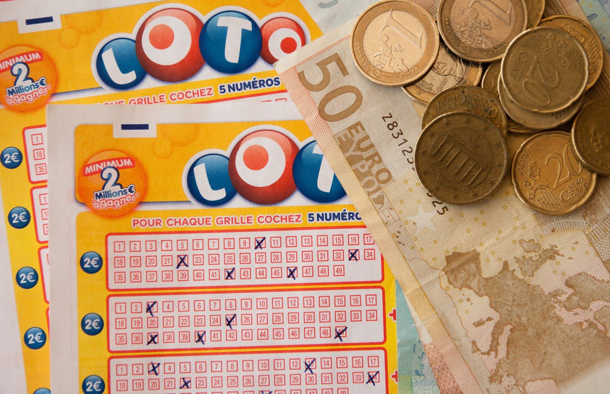 games random lottery ticket 50 euro money